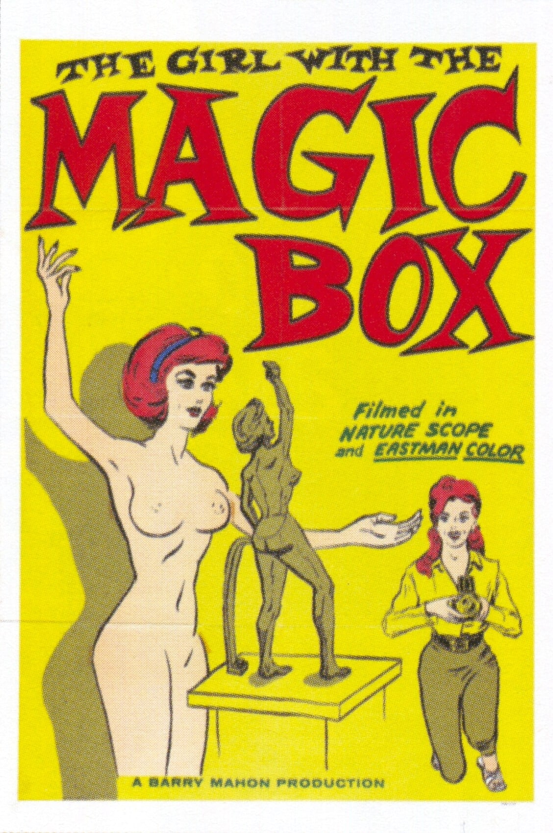 The Girl with the Magic Box (1965)