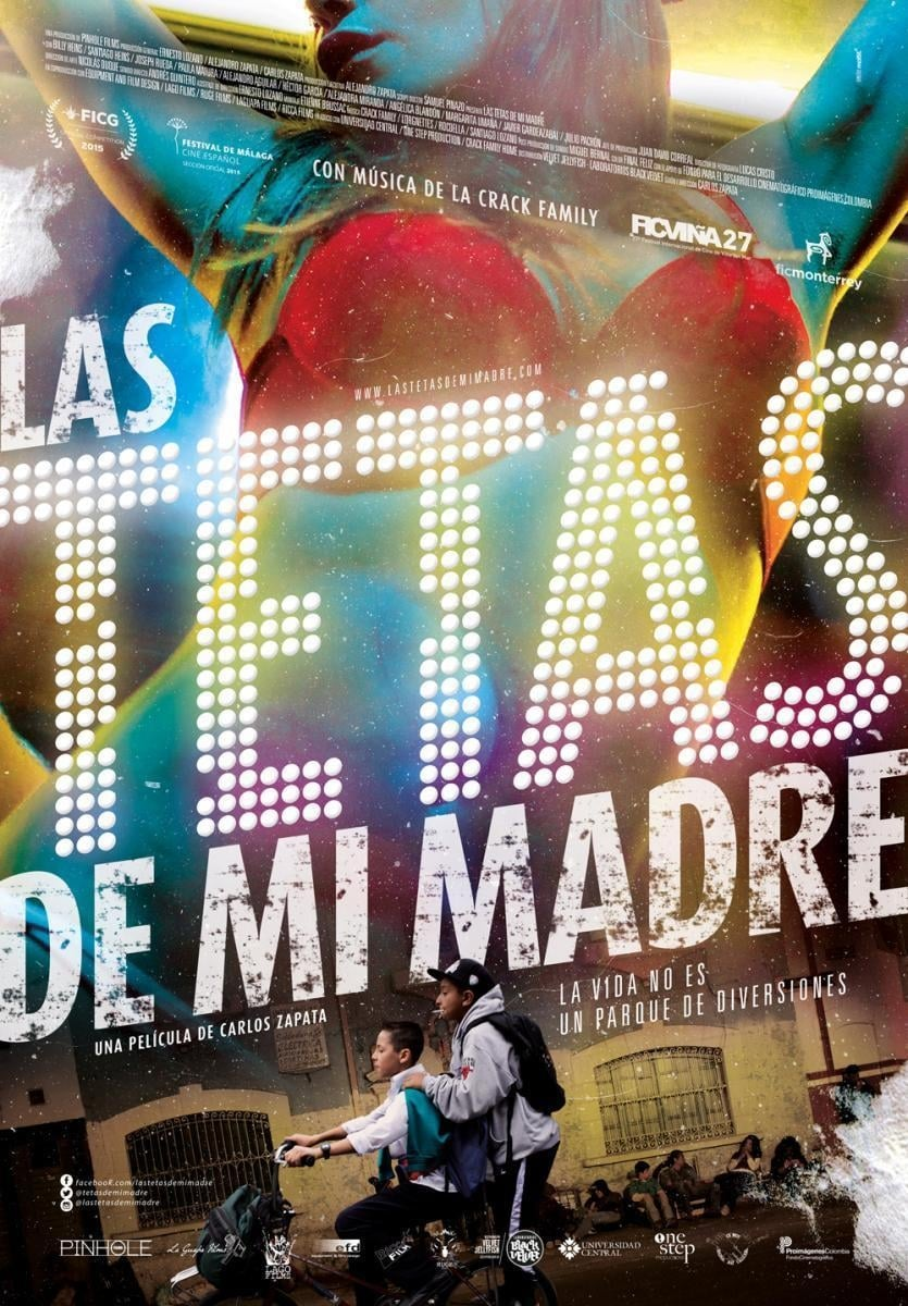 Ver Las Tetas de Mi madre Online HD Español (2015)
