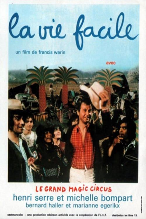 Ver La vie facile Online HD Español (1973)