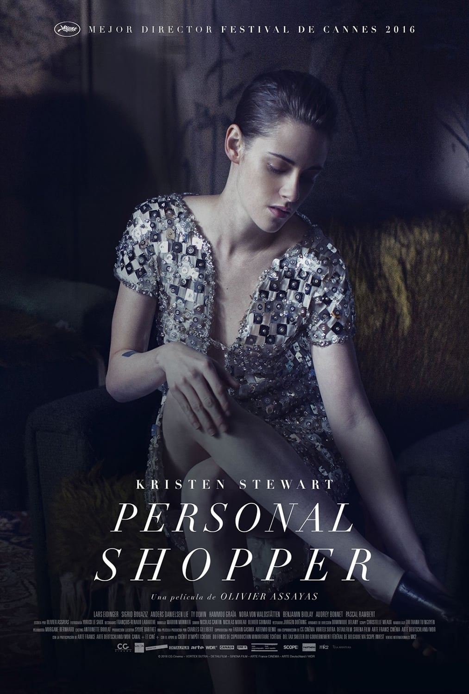 Póster Personal Shopper