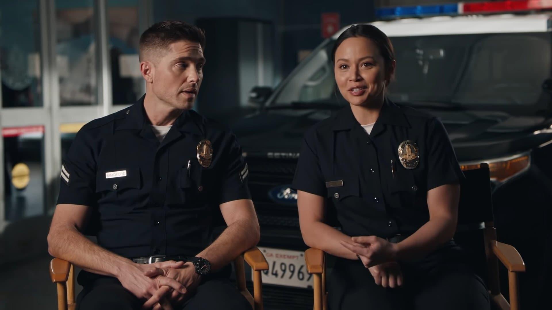 The Rookie Season 3 :Episode 7  True Crime