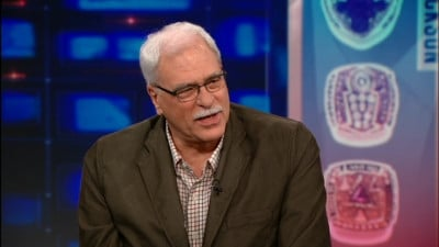 The Daily Show with Trevor Noah Season 18 :Episode 106  Phil Jackson