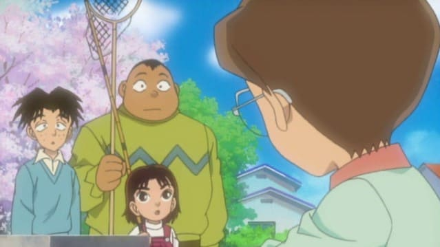 Case Closed Season 0 :Episode 10  Conan, Heiji, and the Vanished Boy