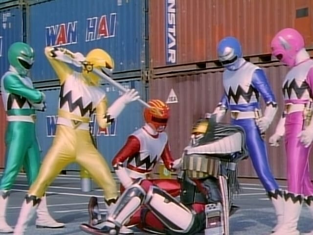 Super Sentai Season 22 :Episode 47  The Devil's Plot