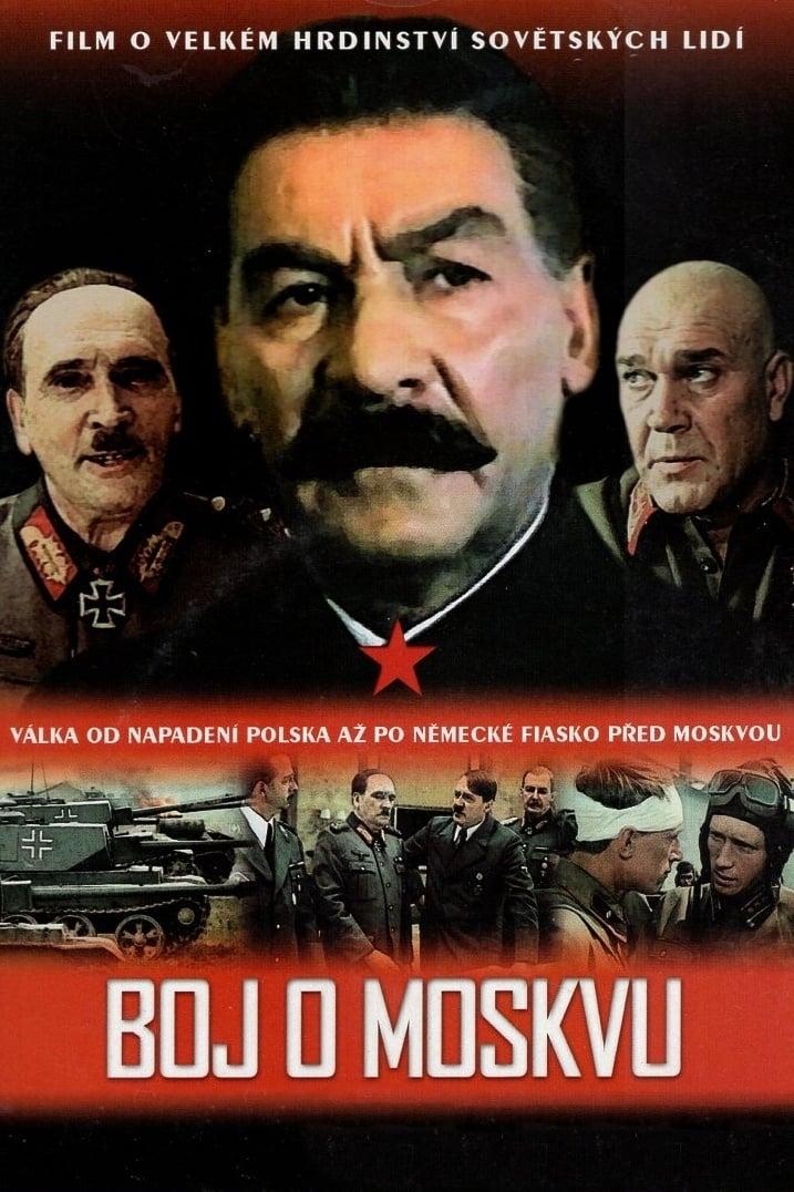 Bitva za Moskvu Season 1