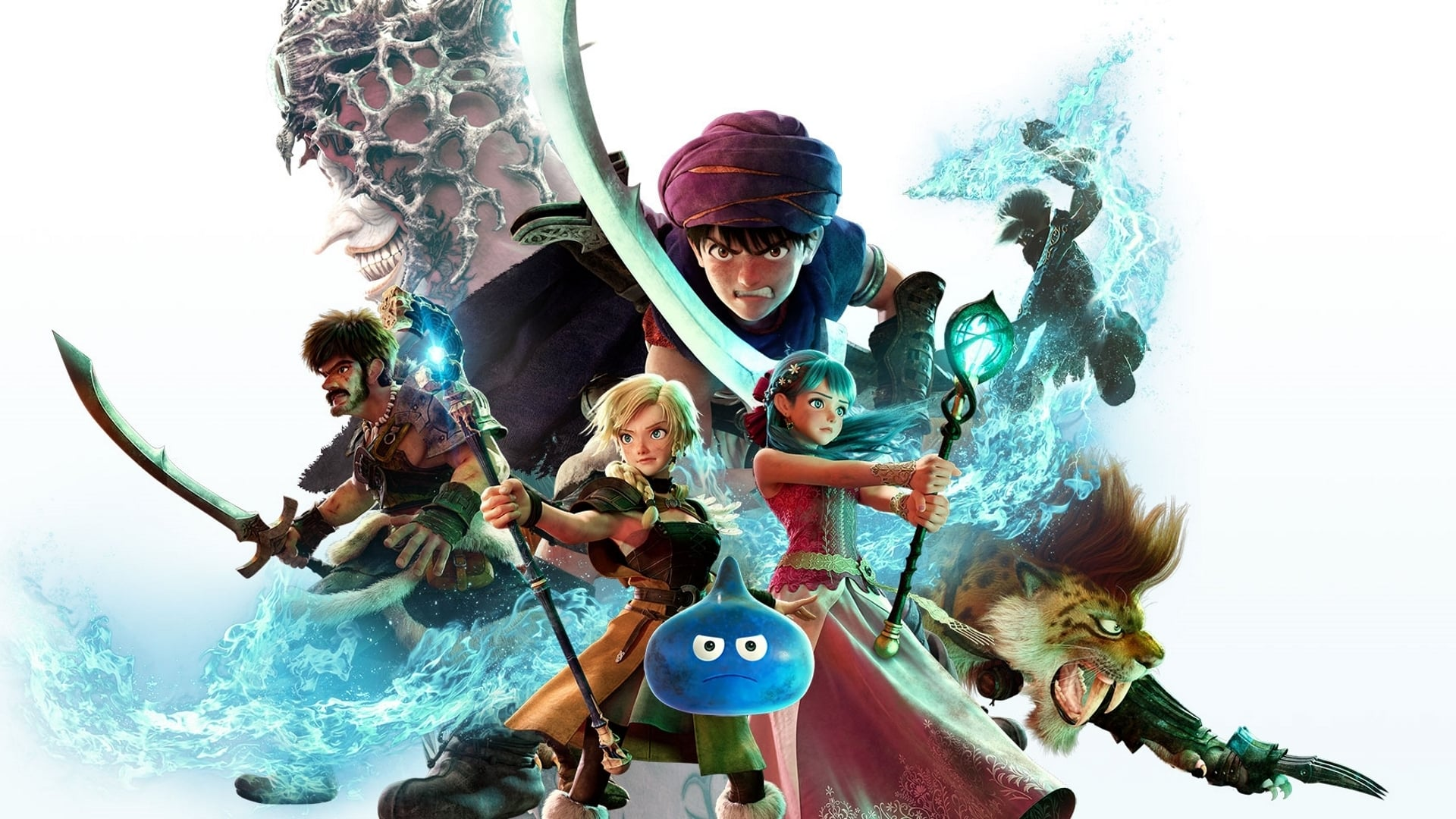 DESCARGAR Dragon Quest: Your Story (2019) pelicula completa en español latino HD