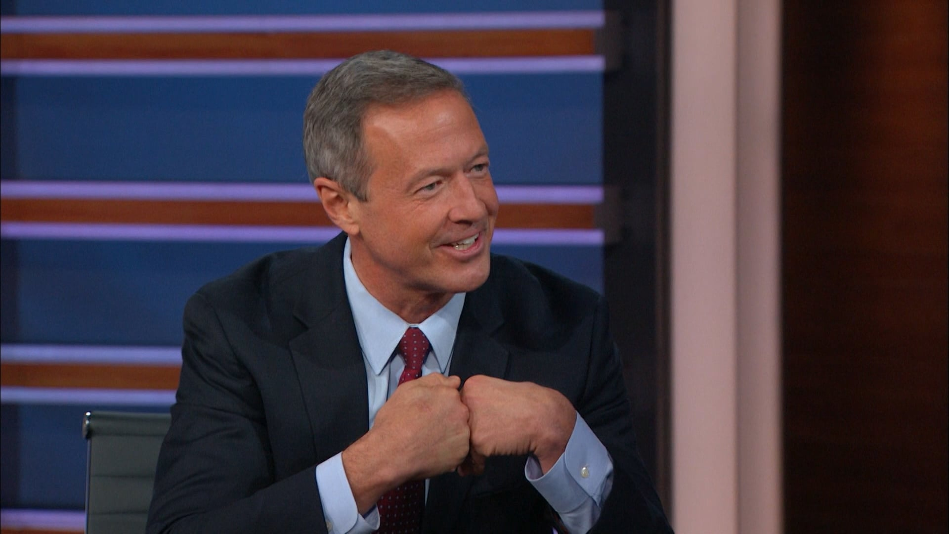 The Daily Show with Trevor Noah Season 21 :Episode 13  Martin O'Malley