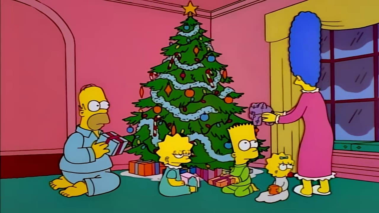 The Simpsons - Season 9 Episode 10 : Miracle on Evergreen Terrace