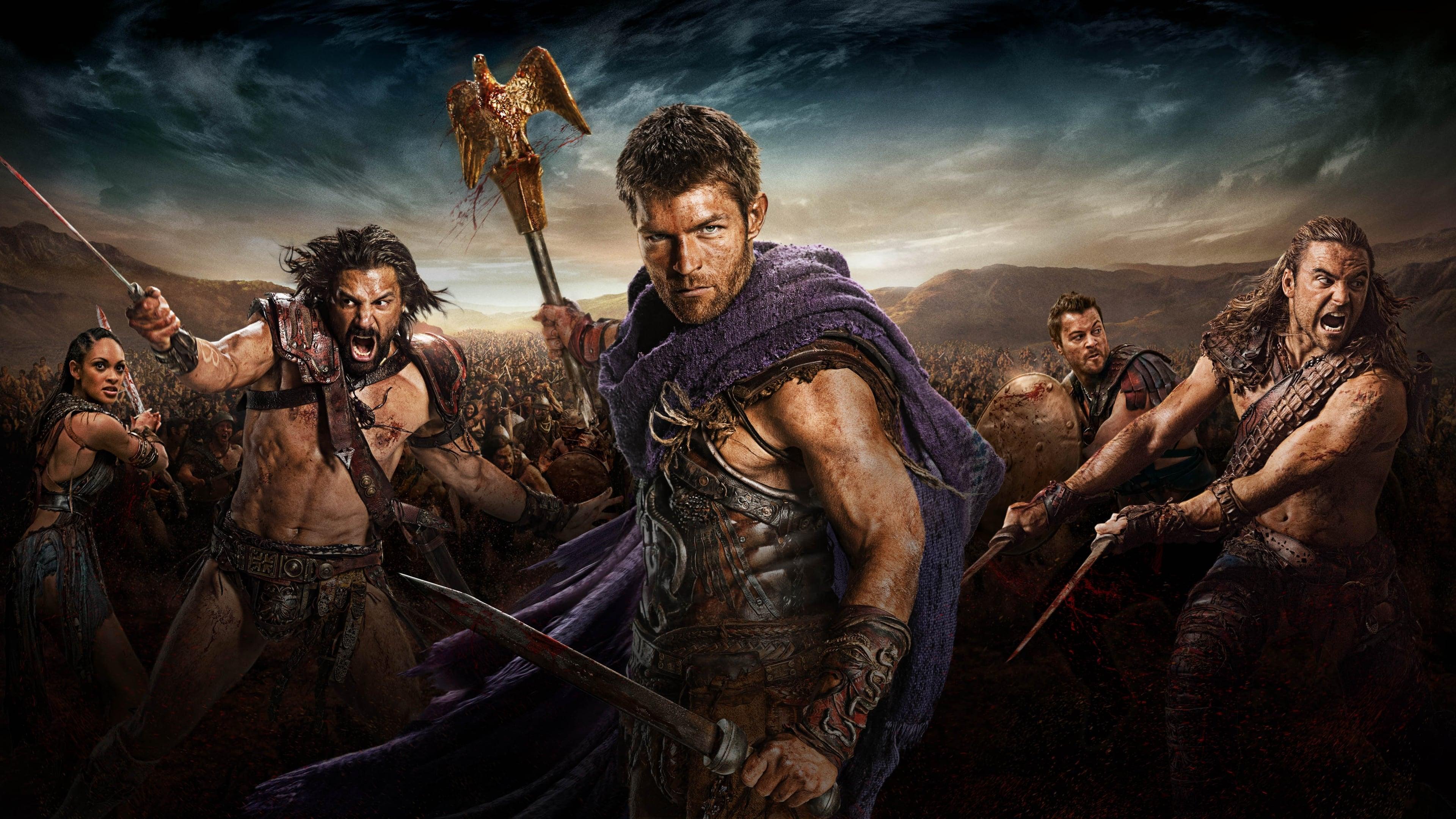 Watch Spartacus Full HD Quality Online Free   PUTLOCKERS9