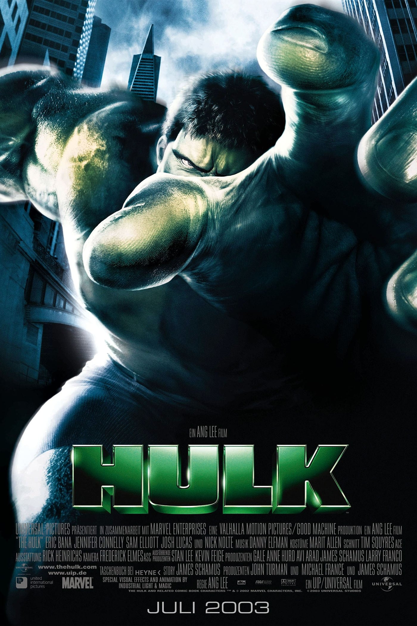 Hulk Deutsch