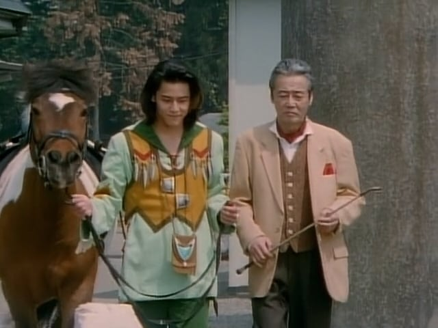 Super Sentai Season 22 :Episode 16  Home of the Heart