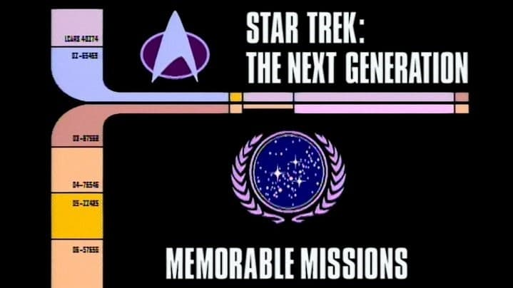 Archival Mission Log: Year Two - Departmental Briefing: Memorable Missions-Azwaad Movie Database
