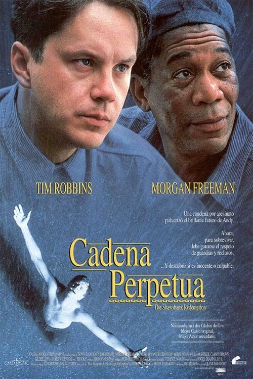 Ver Cadena perpetua Online HD Español (1994)