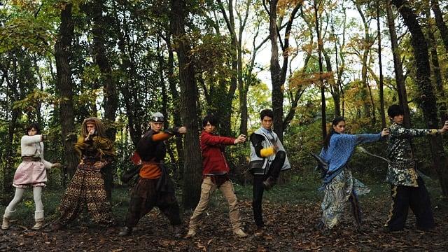 Super Sentai Season 40 :Episode 45  Undone Seal