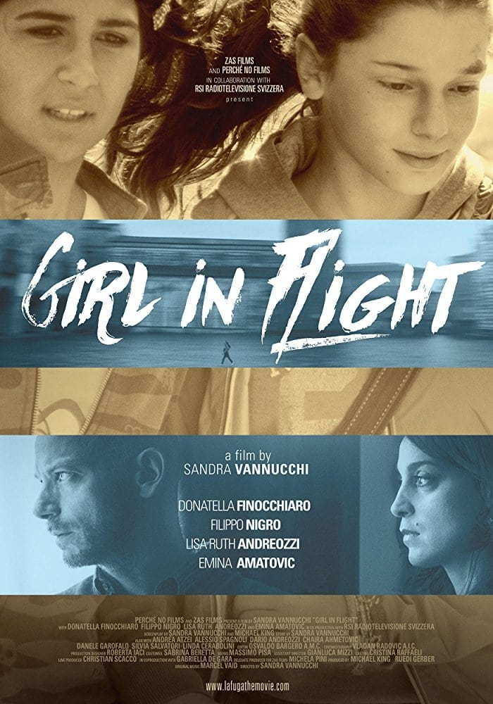 Ver La Fuga: Girl in Flight Online HD Español (2017)