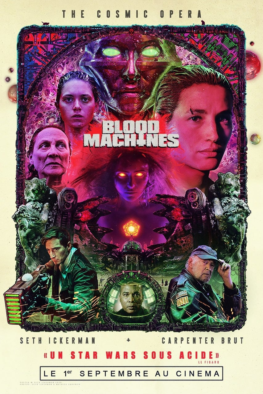 Blood Machines streaming sur libertyvf