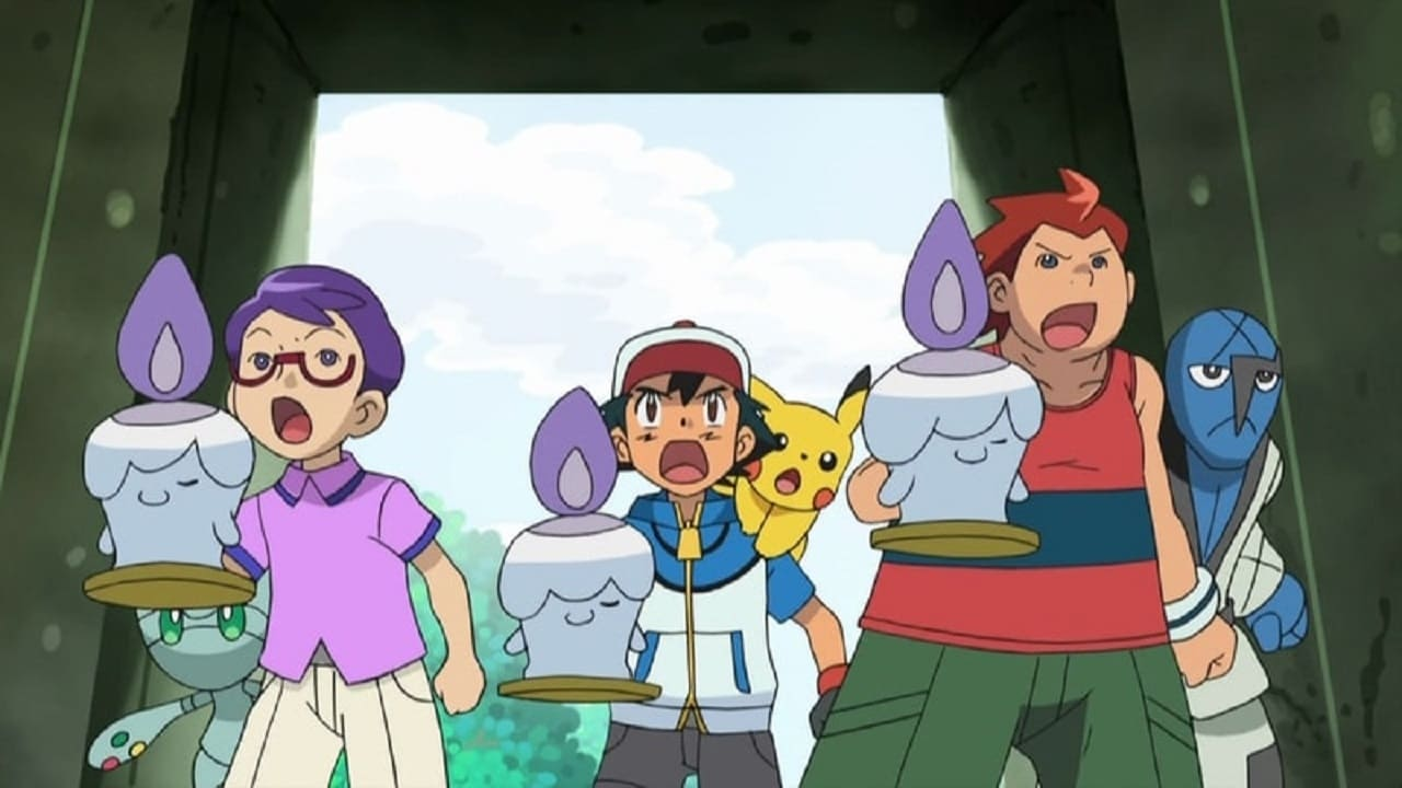 Pokémon Season 15 :Episode 21  Climbing the Tower of Success!
