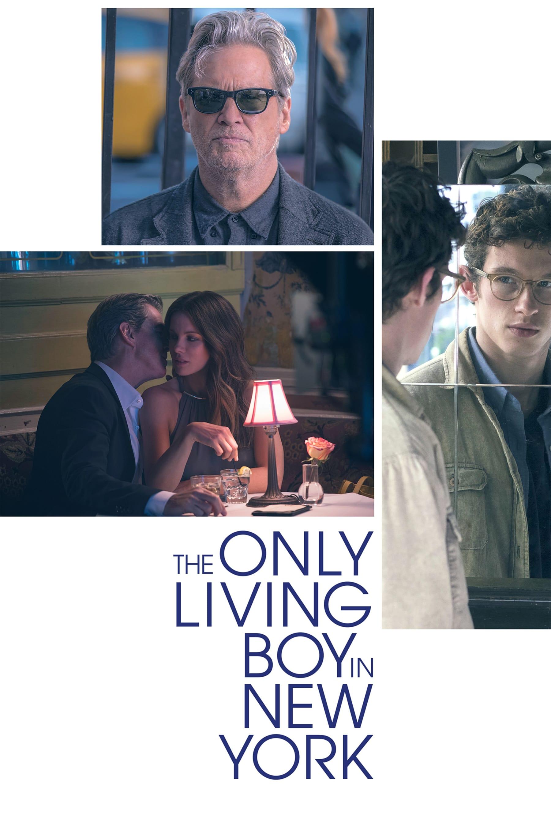 ერთადერთი ცოცხალი ბიჭი ნიუ იორკში