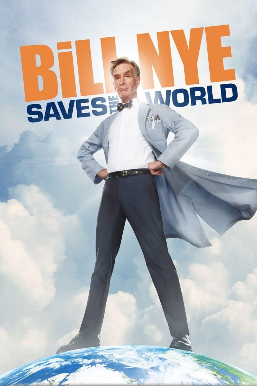 Bill Nye rettet die Welt Poster