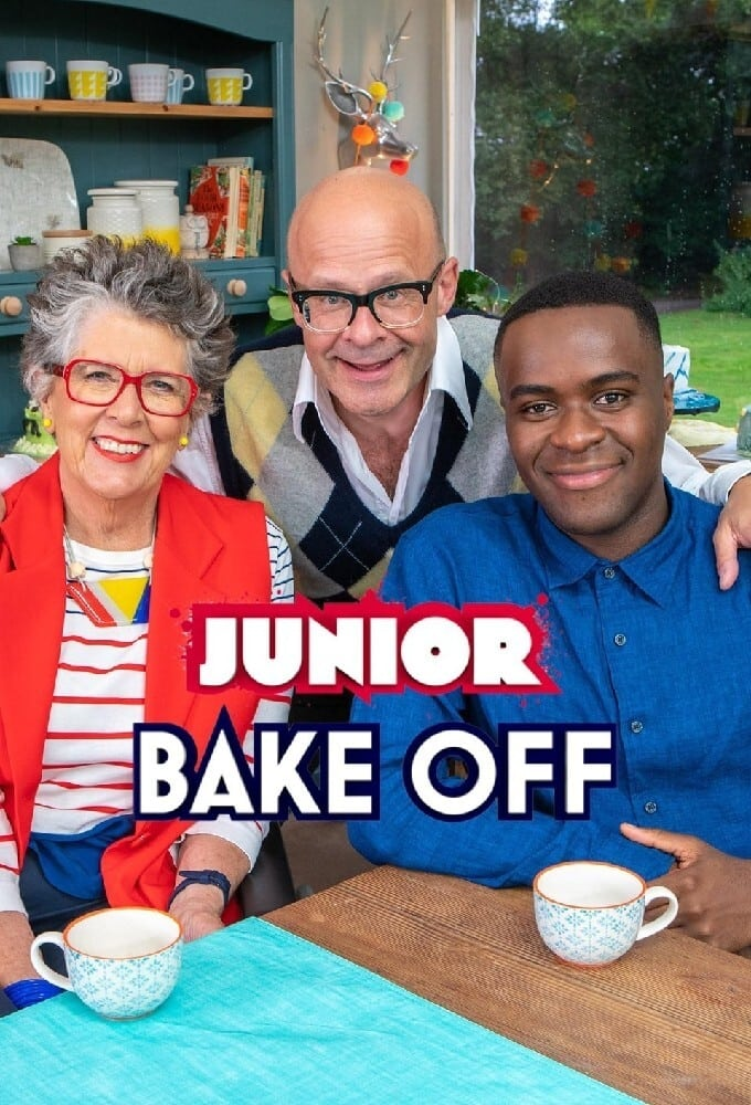 Junior Bake Off TV Shows About Baking