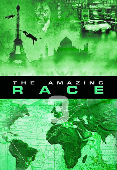 The Amazing Race Season 3
