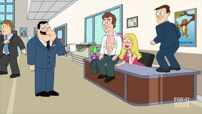 American Dad! Season 7 :Episode 18  Flirting With Disaster