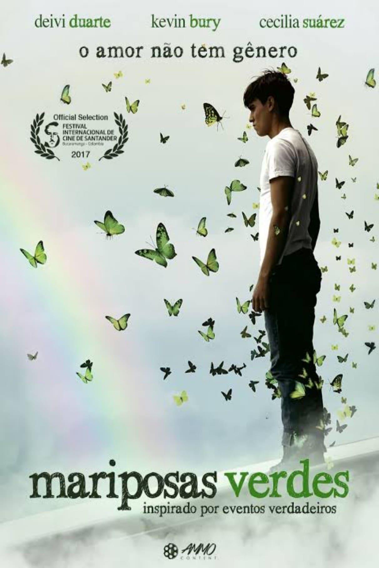 Mariposas Verdes Legendado