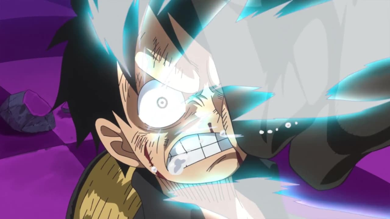 One Piece Season 19 :Episode 868  A Man's Resolution - Katakuri's Life Risking Great Match