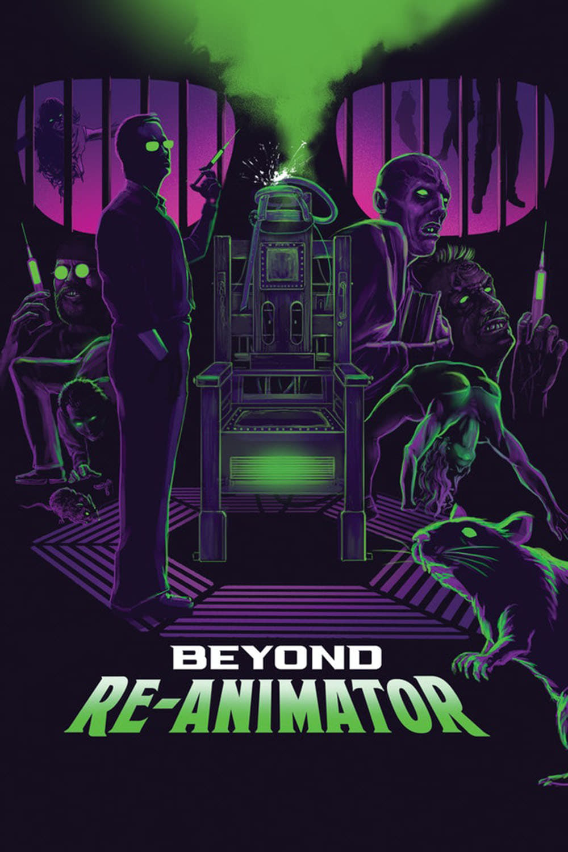 Beyond Re-Animator on FREECABLE TV