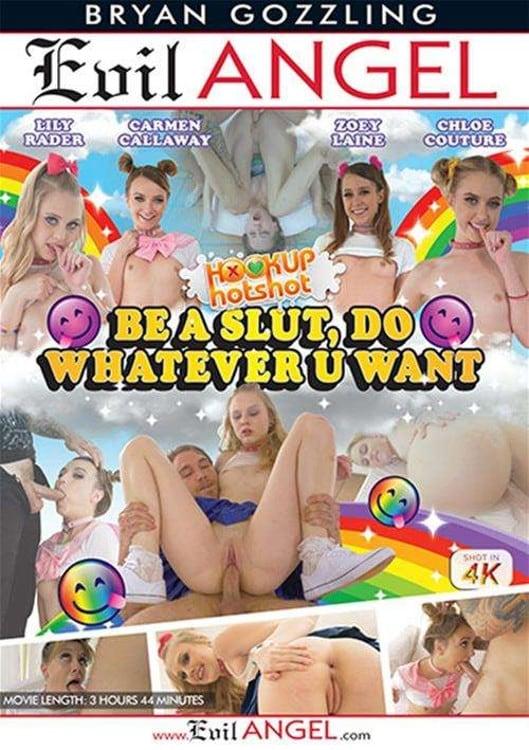 Ver Hookup Hotshot: Be A Slut, Do Whatever U Want Online HD Español ()