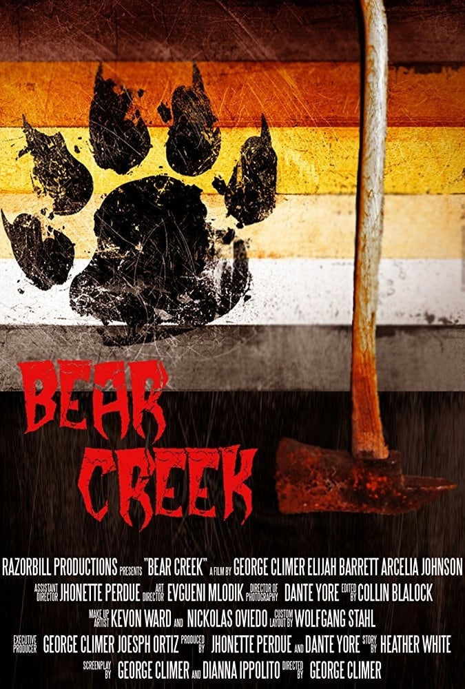 Ver Bear Creek Online HD Español (2016)