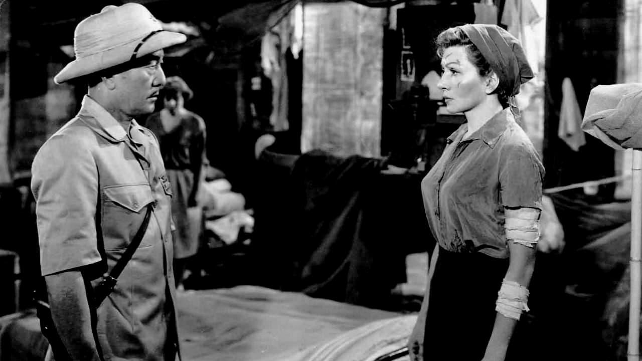 Captives à Bornéo (1950)