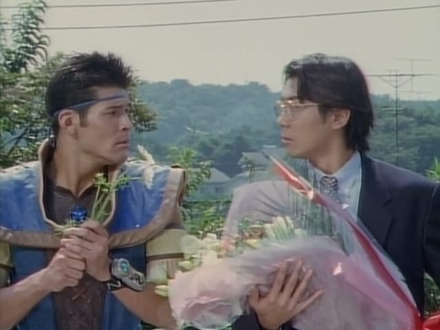 Super Sentai Season 22 :Episode 35  Gouki's Decision