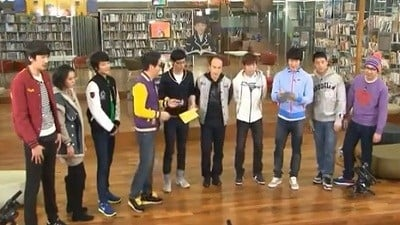 Running Man Season 1 :Episode 32  Woongjin Think Big Office