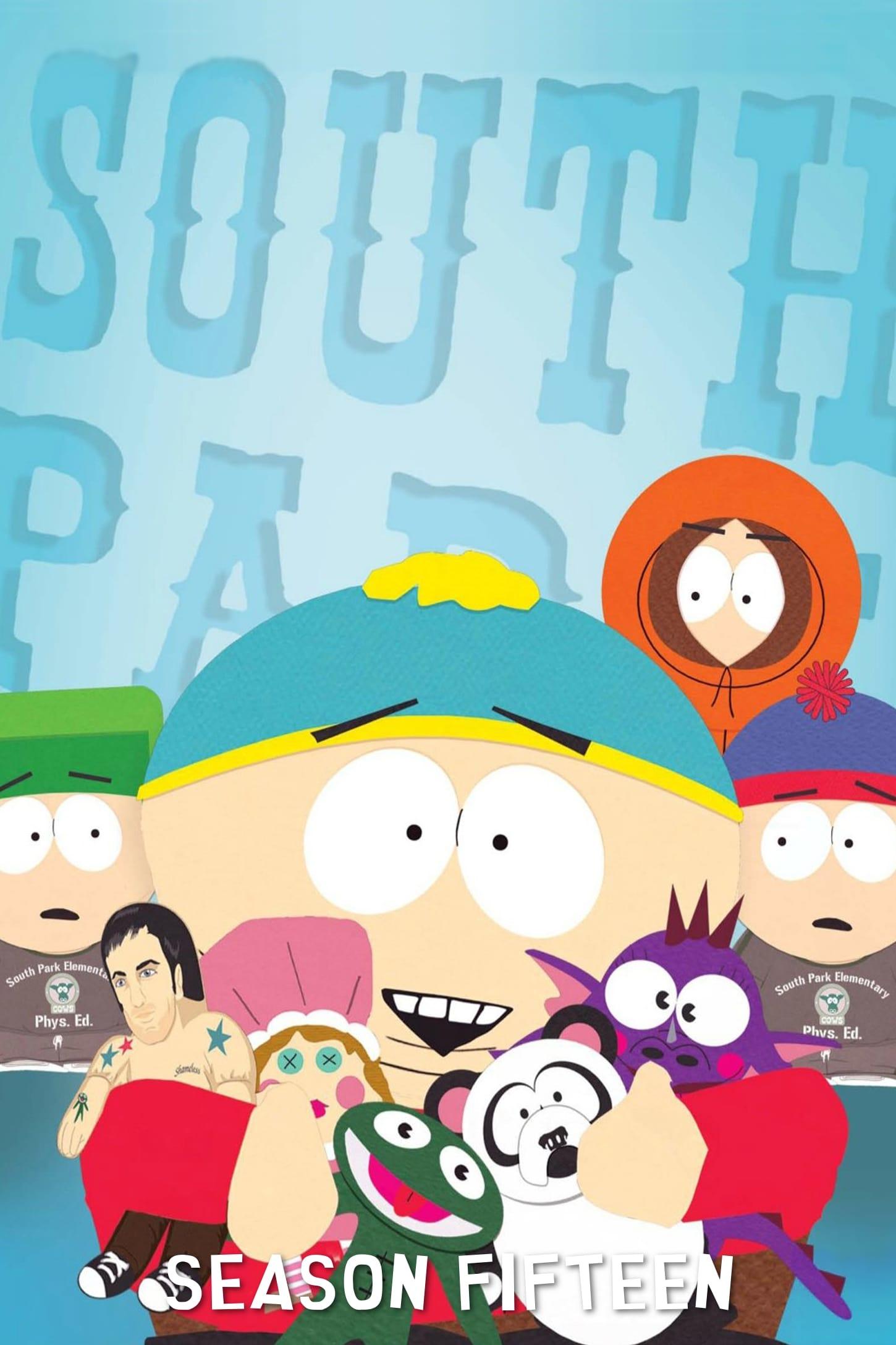 South Park Season 15