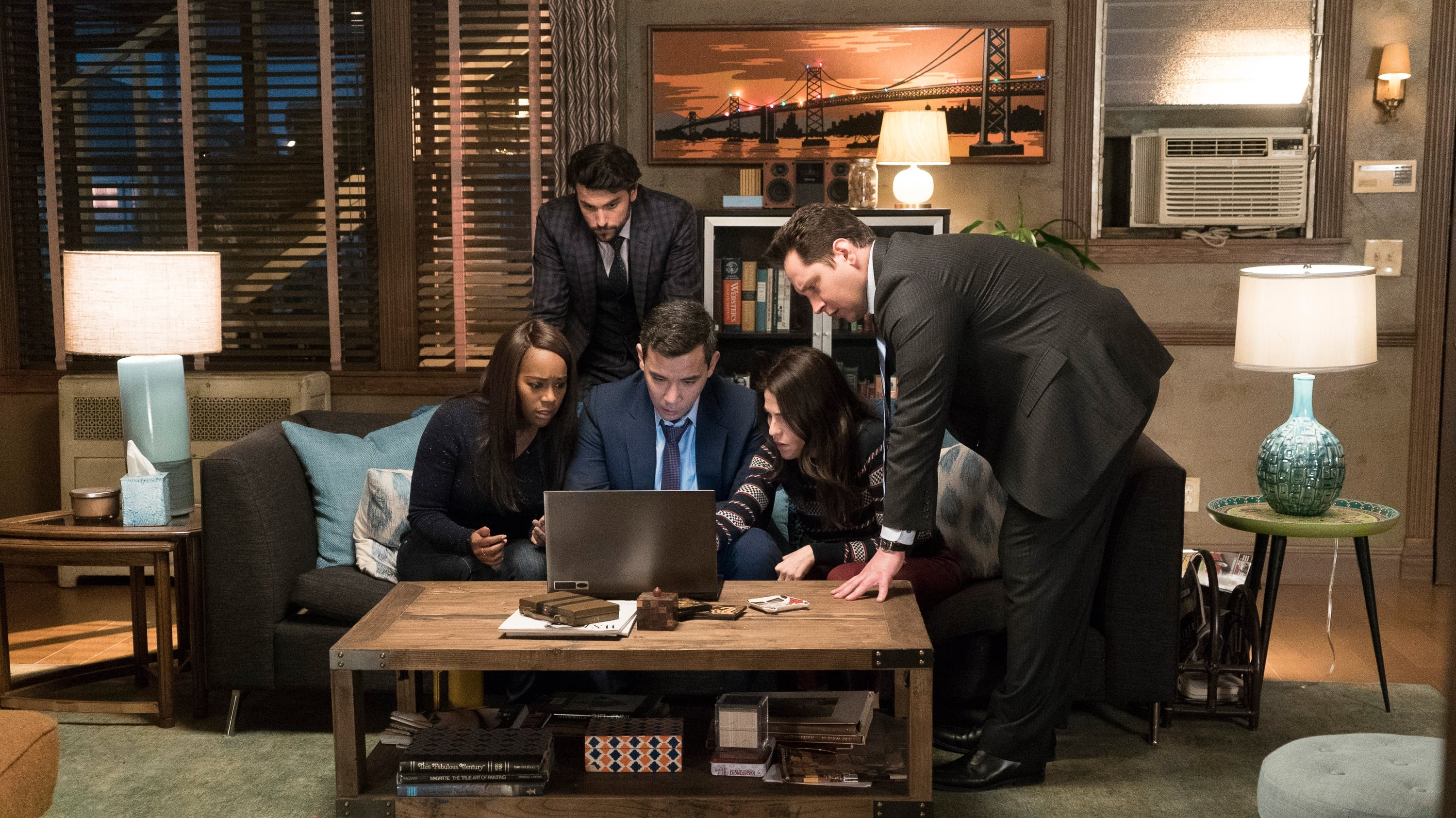 How to Get Away with Murder Season 5 :Episode 14  Make Me the Enemy
