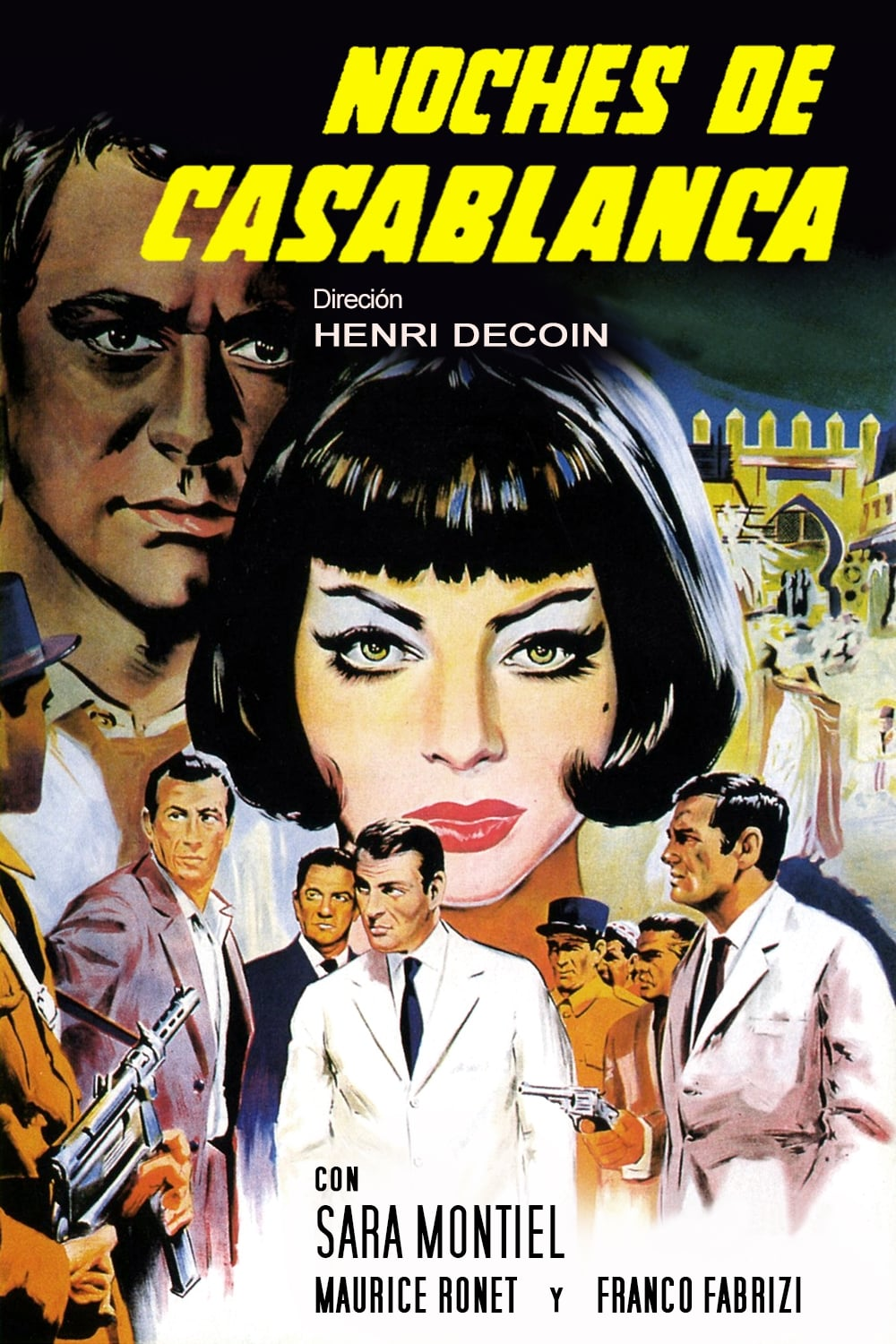 Casablanca, Nest of Spies (1963)