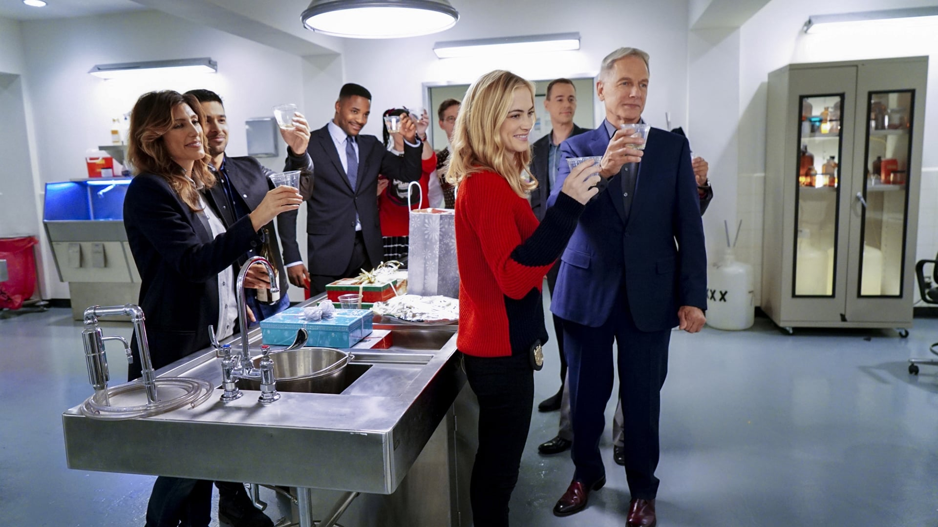 how to watch ncis season 10 online