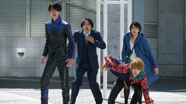 Kamen Rider Season 26 :Episode 40  Courage! A Heroic Decision!