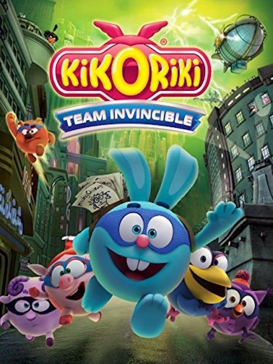 Kikoriki: Team Invincible on FREECABLE TV