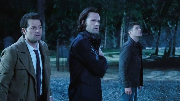 Supernatural Season 14 :Episode 20  Moriah
