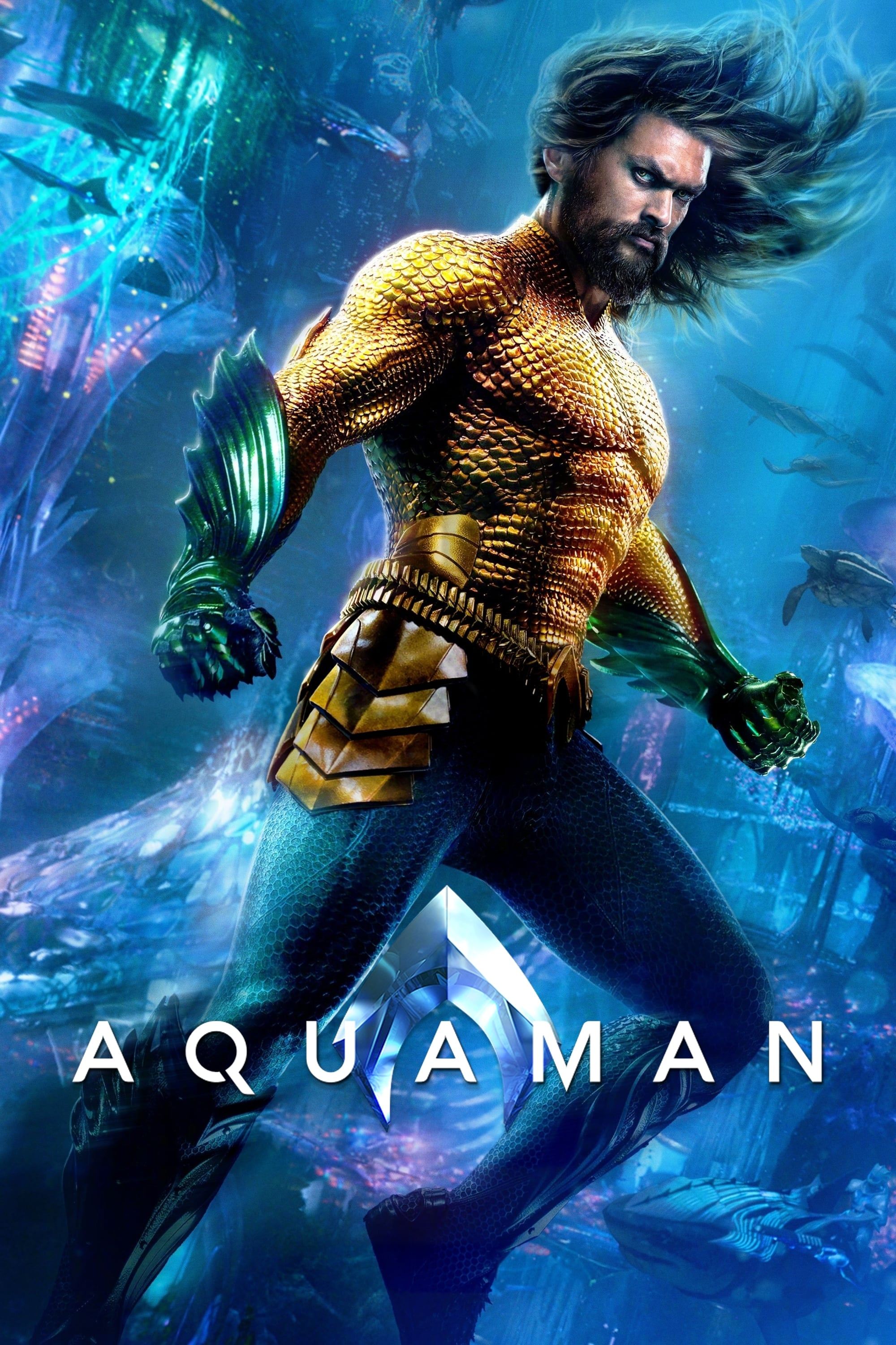 Aquaman (2018) HD 1080P LATINO/INGLES