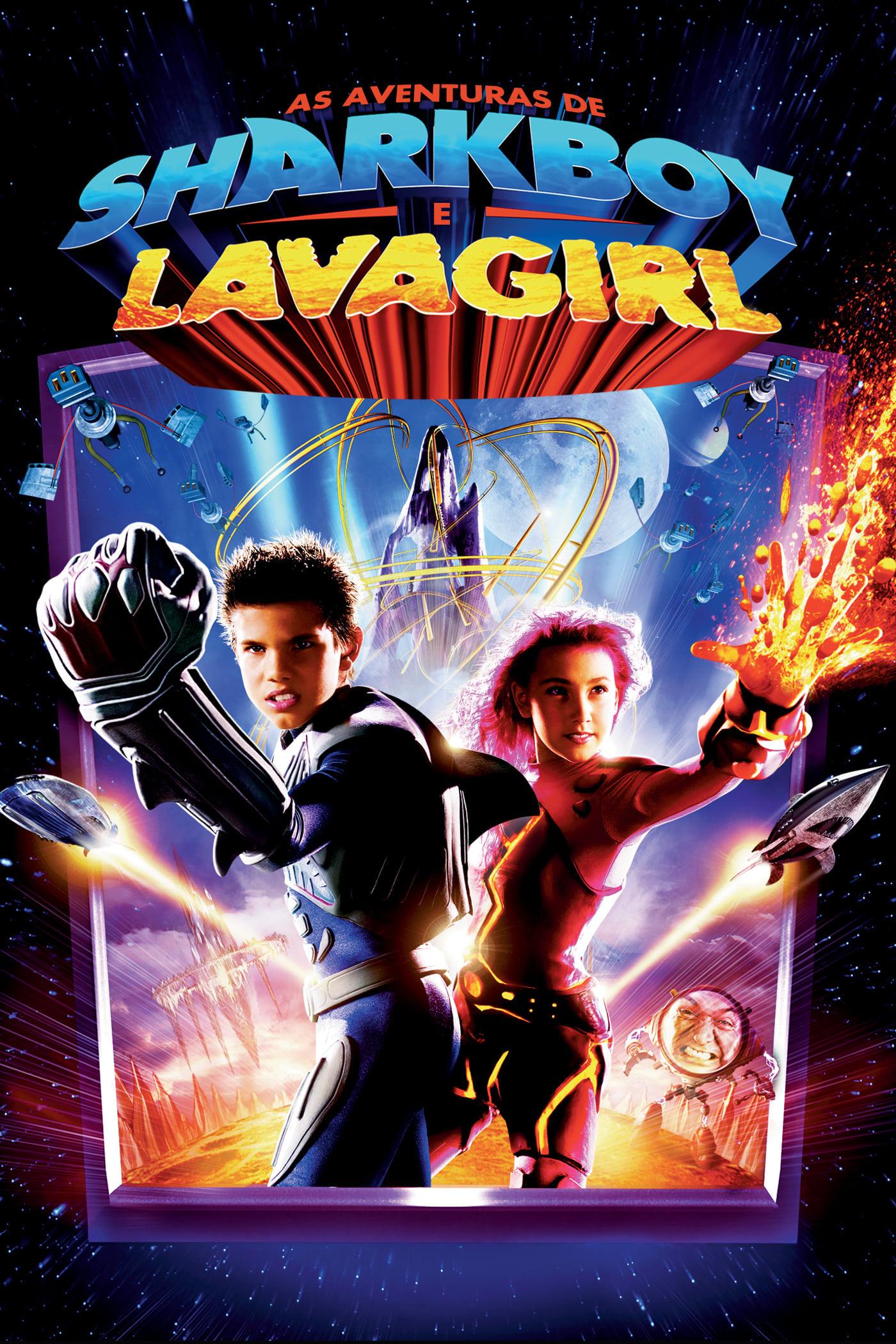 Sharkboy Og Lavagirl Film Online Gratis