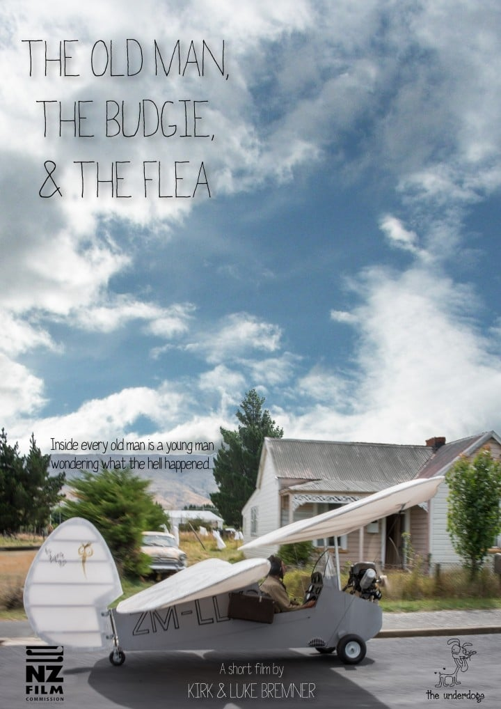 The Old Man, The Budgie, And The Flea (2016)
