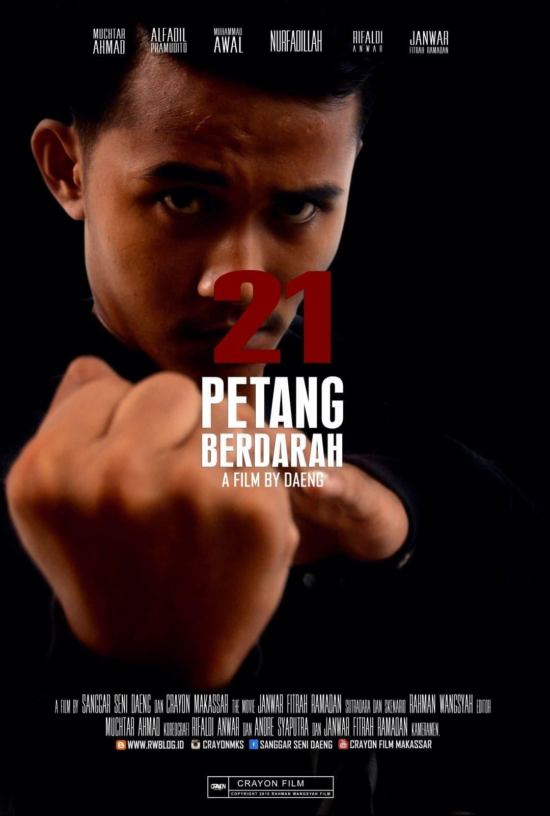 Ver 21 Petang Berdarah Online HD Español ()