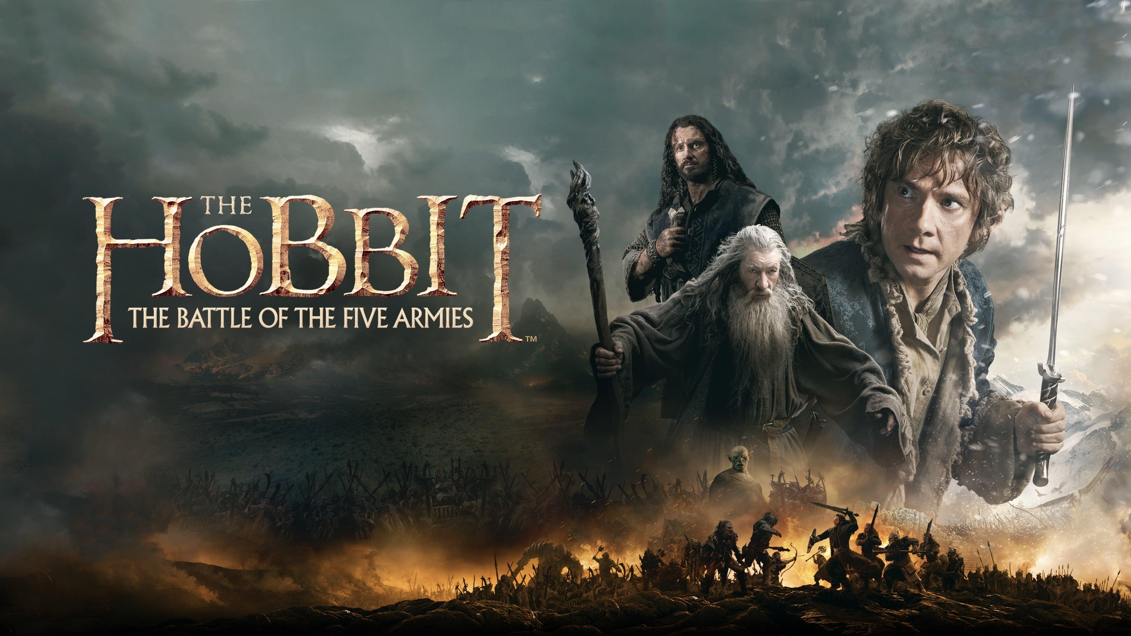 Хобит: Битката на петте армии