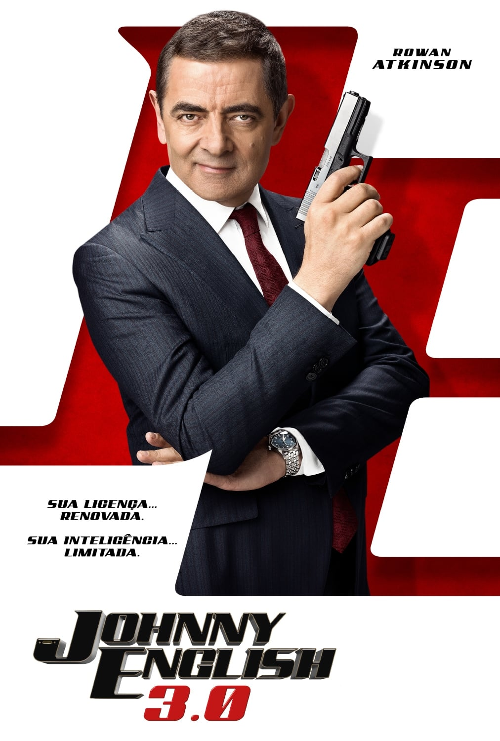 Johnny English 3.0 Dublado