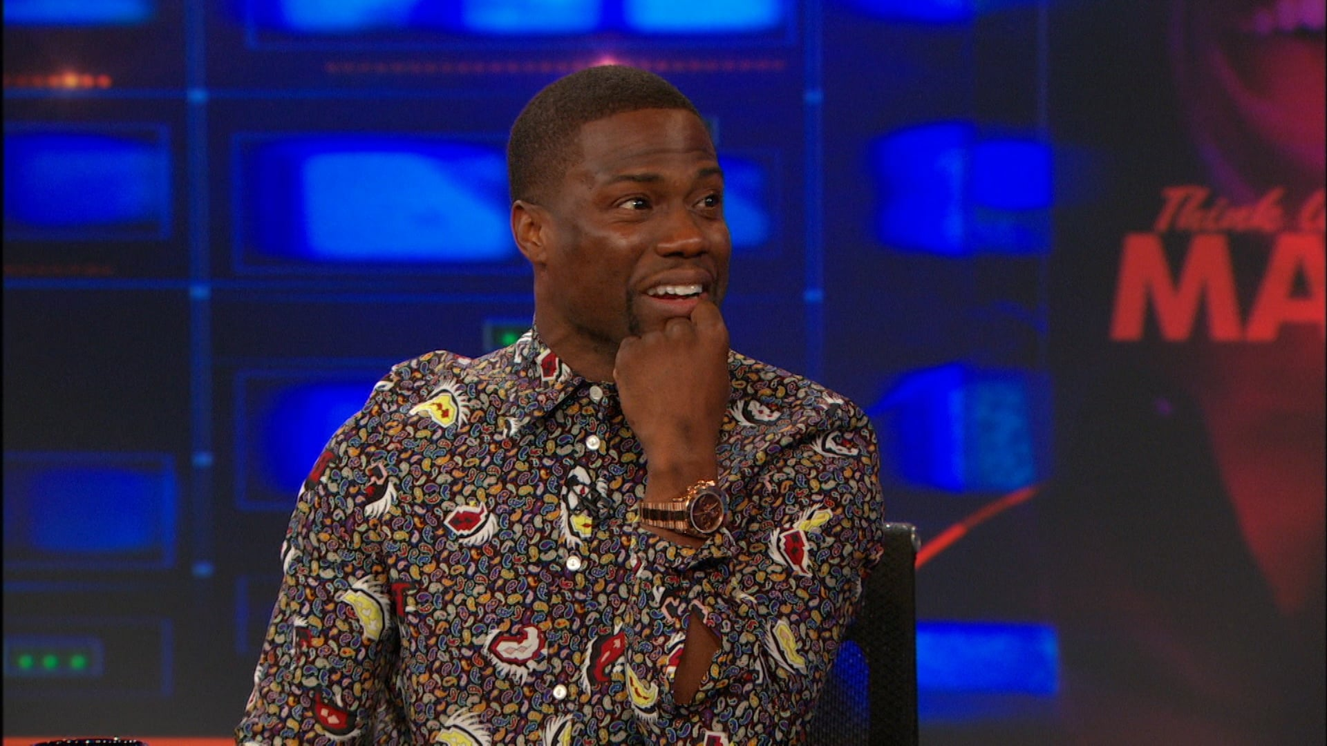 The Daily Show with Trevor Noah Season 19 :Episode 121  Kevin Hart