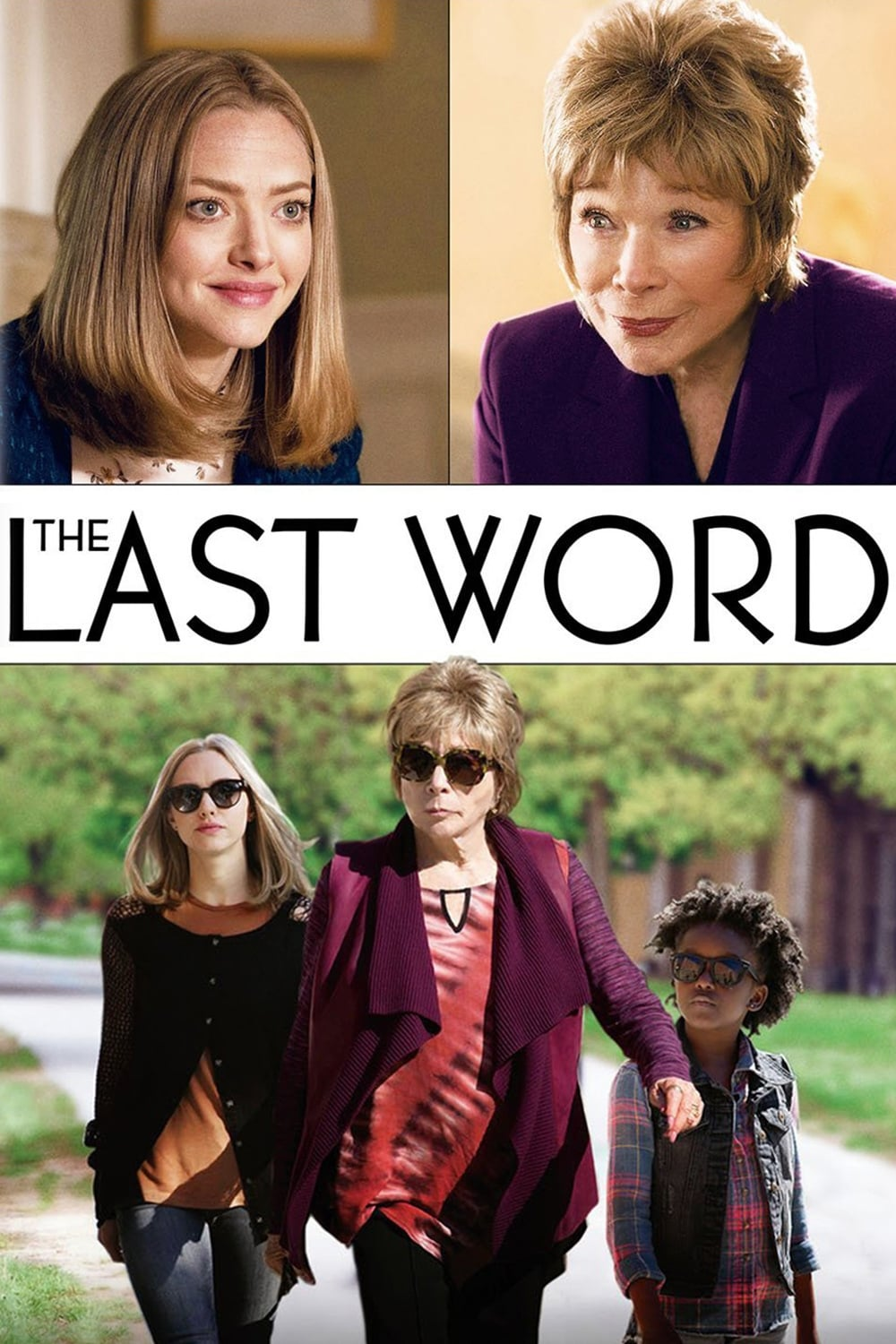 The Last Word (2017) - Posters — The Movie Database (TMDb)