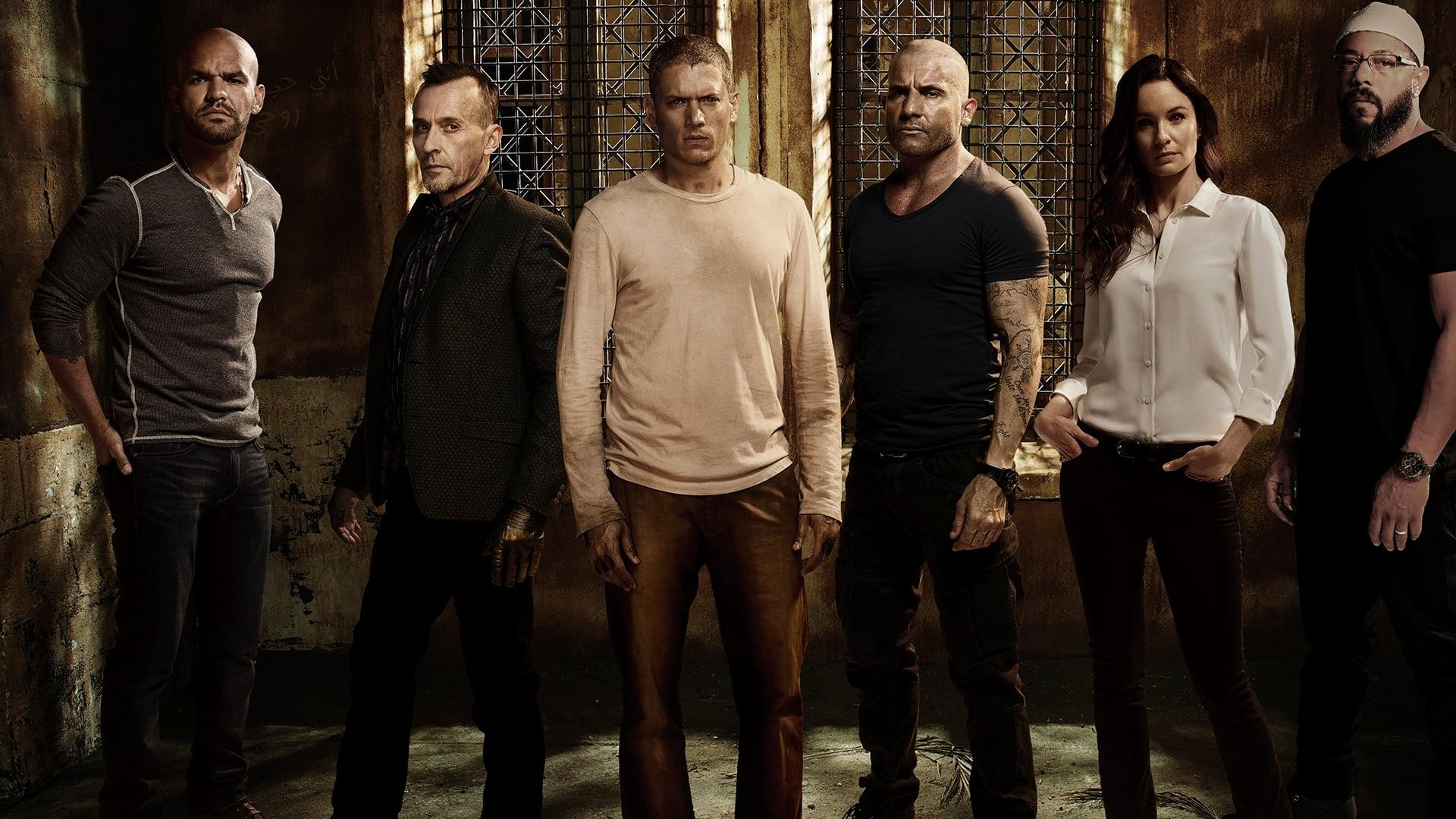 Prison Break Season 4 Full Series